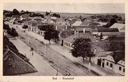 ROUMANIE / ROMANIA : BOD / BRENNDORF - VERLAG BRÜDER GUST / BRASOV - ANNÉE / YEAR ~ 1925 - '930 - RRR !!! (aa948) - Roumanie