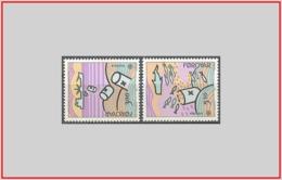 Faroer Faroe 1986 - Cat. 128/29 (MNH **) Europa CEPT - Europe (007080) - Isole Faroer