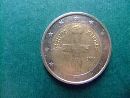 CHIPRE / KIBRIS 2008 / EUROS / Idolo De Pomos - Chipre