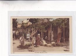 TETUAN. UN ZOCO MORO. ED ARRIBAS. MARRUECOS. CPA CIRCA 1950s - BLEUP - Marruecos