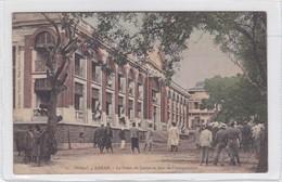 SENEGAL. DAKAR. LE PALAIS DE JUSTICE LE JOUR DE L'INAGURATION. COLLECTION MME BOUCHET. CPA CIRCA 1900s - BLEUP - Senegal