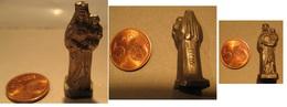 Statuette Religieuse VIERGE Couronnèe. - Religion & Esotericism