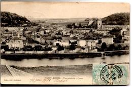 SAINT-MIHIEL -- Vue Générale -- Ouest -- CPA Ecrite En 1906 -- TBE - France