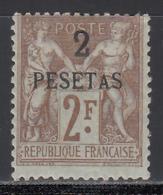 1891 Yvert Nº 8  /*/ - Morocco (1891-1956)