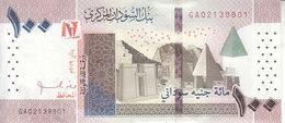 SUDAN 100 POUNDS 2019 P-NEW Au/UNC */* - Sudan