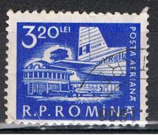 P 58) ROUMANIE // YVERT 118 // 1960 - Oblitérés