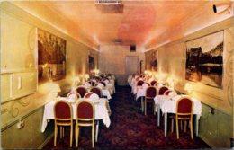 Wyoming Evanston Freeman's Cafe Interior - Evanston