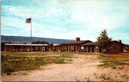 Wyoming Casper Old Fort Casper 1960