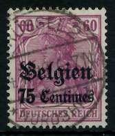 BES 1WK LP BELGIEN Nr 6 Gestempelt X77B09E - Besetzungen 1914-18