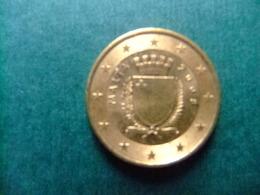MALTA / MALTA 2008 / EUROS / Escudo De Armas - Malta
