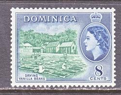 DOMINICA  149  *  VANILLA BEANS - Dominica (...-1978)