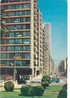 MAR DEL PLATA. AVENIDA COLON. CASA MORONI. CPA CIRCA 1960s - BLEUP - Argentina