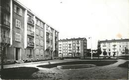 """/ CPSM FRANCE 71 """"Chalon Sur Saône, Quartier De Bellevue, Les Nouveaux Immeubles"""" - Chalon Sur Saone"""