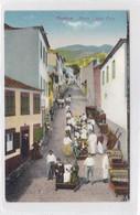 MADEIRA. MONTE SLEDGE CARS. B.P. VOYAGEE CIRCA 1900s - BLEUP - Madeira