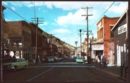 Virginia City / Nevada  -  Old Ghost Town  -  Ansichtskarte Ca.1960  (10379) - Etats-Unis