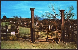 Virginia City / Nevada  -  Old Ghost Town  -  Cemetery  -  The Final Resting Place  -  Ansichtskarte Ca.1960  (10377) - Etats-Unis