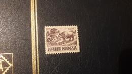 1956 - 1958 Animali Nuovo - Indonesia