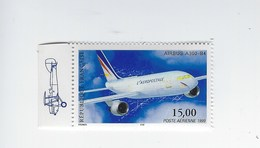 Airbus A300-B4 PA N° 63a ** Avec Bord De Feuille Illustré 1999 - Poste Aérienne