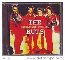 THE  RUTS ° DEMOLITION  DANCING  CD ALBUM - Musique & Instruments