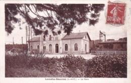 41 - Loir Et Cher - LAMOTTE BEUVRON  -  La Gare - Lamotte Beuvron