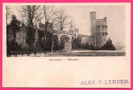 Nijmegen - Belvédère - ALEX V. LYNDEN - Nijmegen