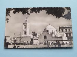 Place Du Gouvernement, La Mosquée ( 11 - Jomone ) Anno 19?? ( Zie Foto's ) ! - Alger