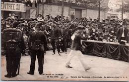 75 PARIS - Marche De L'armée 1904 - L'arrivée, Le Salut Au Jury - France