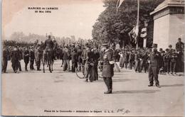 75 PARIS - Marche De L'armée 1904 - Attente Du Départ à La Concorde - Autres