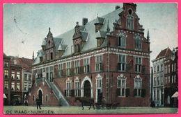 Nijmegen - De Waag - Attelage - Animée - 1907 - Nijmegen