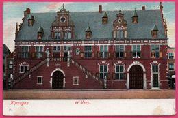 Nijmegen - De Waag - Edit. SCHAEFERS Kunst Chromo - Nijmegen