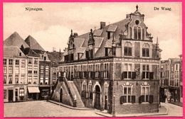 Nijmegen - De Waag - Edit. J. H. SCHAEFER'S Platino - Nijmegen