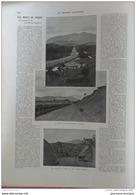 1903 NOUVELLE CALÉDONIE - LES MINES DE NICKEL - CHEMIN DE FER DE NOUMÉA À BOURAIL- VALLÉE DE LA DUMBEA - Livres, BD, Revues