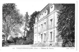 Vailly-sur-Sauldre  (Cher) Château Des Roches - Autres Communes