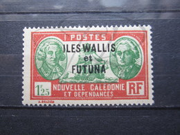 VEND BEAU TIMBRE DE WALLIS ET FUTUNA N° 59A , X !!! - Wallis-Et-Futuna