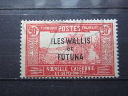 VEND BEAU TIMBRE DE WALLIS ET FUTUNA N° 57 , X !!! - Wallis-Et-Futuna