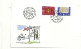 EUROPA--  BERNE  1982 - Svizzera