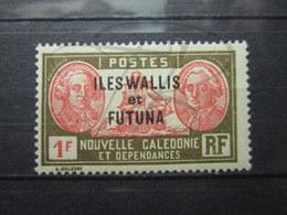 VEND BEAU TIMBRE DE WALLIS ET FUTUNA N° 58 , X !!! - Wallis-Et-Futuna