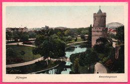 Nijmegen - Kronenburgerpark - Tour - Etang - Spoorbrug - Animée - WEENENK & SNEL - Nijmegen