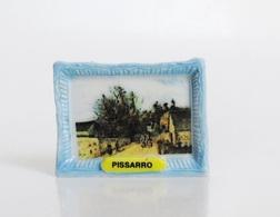 Fève Tableau Peintre Pissaro - YC - Fèves