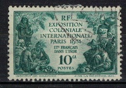 INDE           N°  YVERT    105             OBLITERE       ( O   3/45 ) - Inde (1892-1954)