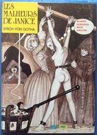 No PAYPAL !! : Erich Von Gotha Malheurs De Janice 1 ,Érotique Sex Pin Up Sm Éo Bédé Adult Bleu TTTBE++ Bd Album Adultes - Editions Originales (langue Française)