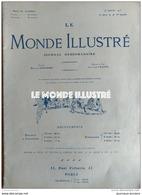 1913 RAYMOND POINCARÉ - LES VICTIMES DU MASSENA - CONGO TELEGRAPHIE - FOUILLES DE SUSE - LES 6 JOURS - PHOTOTELEGRAPHIE - Livres, BD, Revues