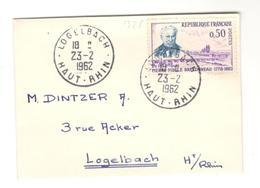 15992 - Tarif  Des Mignonettes - Postmark Collection (Covers)