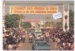 CPM GF -19473-Togo - Visite Papale ( Jean Paul II) De 1985-Envoi Gratuit - Togo