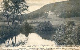 Luxembourg - Grundhof - Château De Villers - Cartes Postales