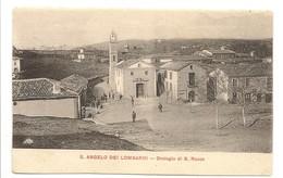 S.  ANGELO DEI LOMBARDI - OROLOGIO DI S.  ROCCO - Avellino