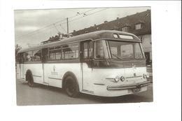AUTOBUS  HENSCHEL OBUS II 6500  1953   ****   RARE    A   SAISIR ***** - Other