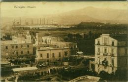 COROGLIO ( NAPOLI ) PANORAMA - 1929  (3136) - Napoli (Napels)