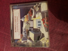 Cd  Rodrigo Albeniz Concerto De Aranjuez Segovia & Torroba - Klassik