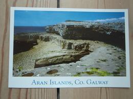 Aran Islands, Co. Galway , Belle Carte. John Hinde Original - Irlande